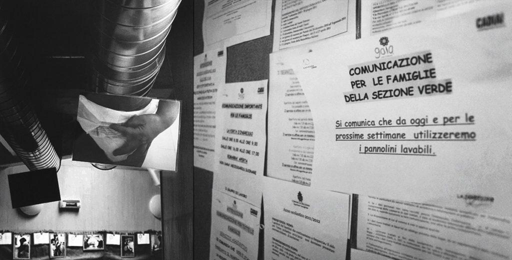 "Bologna, Cooperativa EtaBeta, ""Lavanda"" project… from baby school we learnt how…"