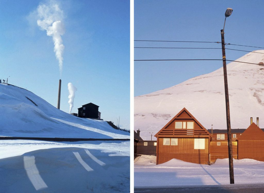 from morning to night in longyearbyen…