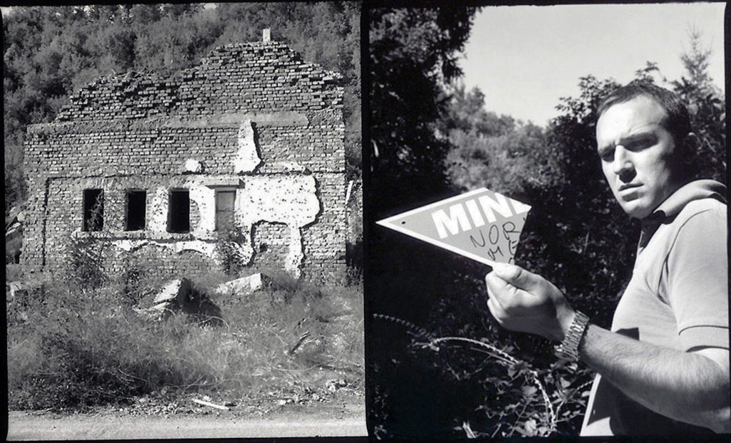 Nitti and Mine, Prishtina, 2008